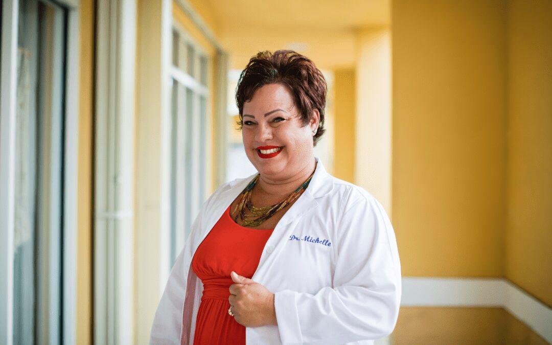 Meet Dr Michelle | Dr Michelle