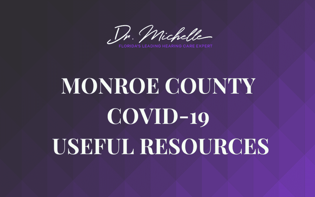MONROE COUNTY COVID-19 USEFUL RESOURCES